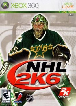NHL 2K6 - 710425298806