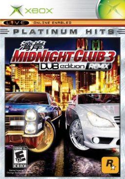 Midnight Club 3: Dub Edition Remix (Platinum Hits) - 710425299339
