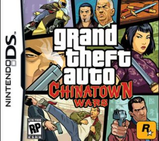 Grand Theft Auto: Chinatown Wars - 710425355578