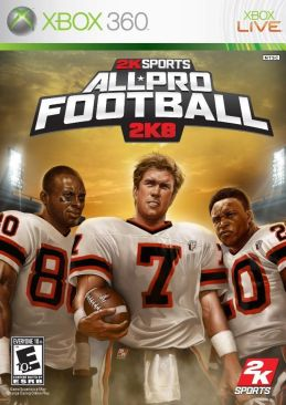 All-Pro Football 2K8 - 710425391590