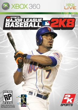Major League Baseball 2K8 - 710425393587