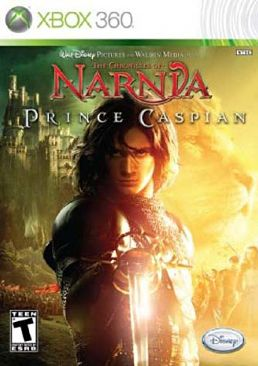 The Chronicles of Narnia : Prince Caspian - 712725005160