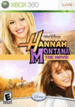 Hannah Montana The Movie - 712725005351