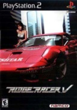 Ridge Racer 5 - 722674021043