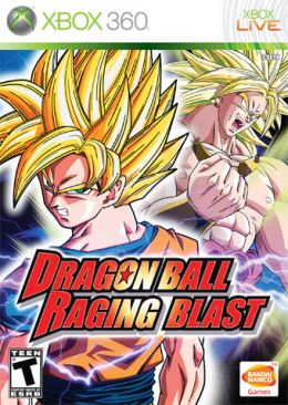 Dragon Ball: Raging Blast - 722674210300
