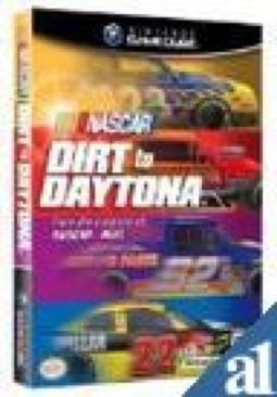 Nascar Dirt To Daytona - 742725238404