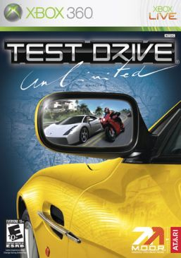 Test Drive: Unlimited - 742725266919
