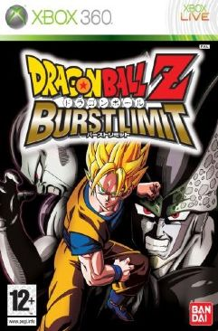 Dragon Ball Z: Burst Limit - 742725276475