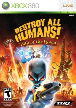 Destroy All Humans!: Path Of The Furon - 752919550298