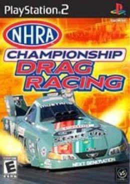 NHRA Championship: Drag Racing - 755142773014