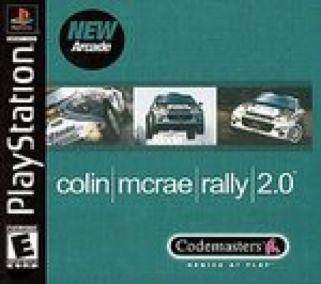 Colin McRae Rally 2.0 - 767649400164