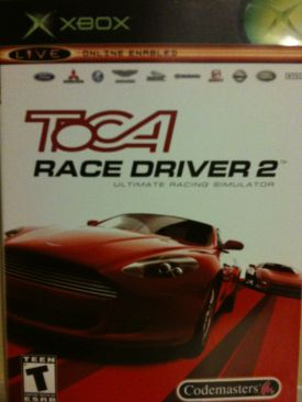Toca Race Driver 2: Ultimate Racing Simulator - 767649400768