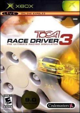 Toca Race Driver 3 - 767649401154
