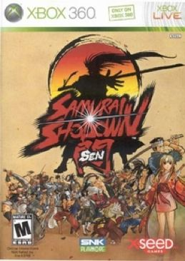 Samurai Shodown Sen - 853466001308
