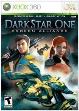 Dark Star One: Broken Alliance - 853490002050