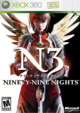 N3: Ninety-Nine Nights - 882224223270