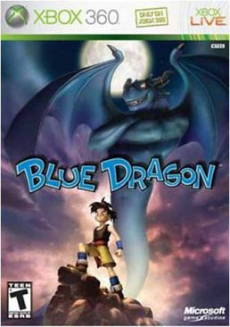 Blue Dragon - 882224476775