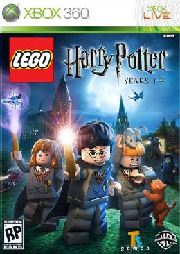 LEGO Harry Potter: Years 1-4 - 883929144358