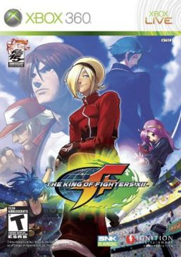 The King Of Fighters XII - 893384000434