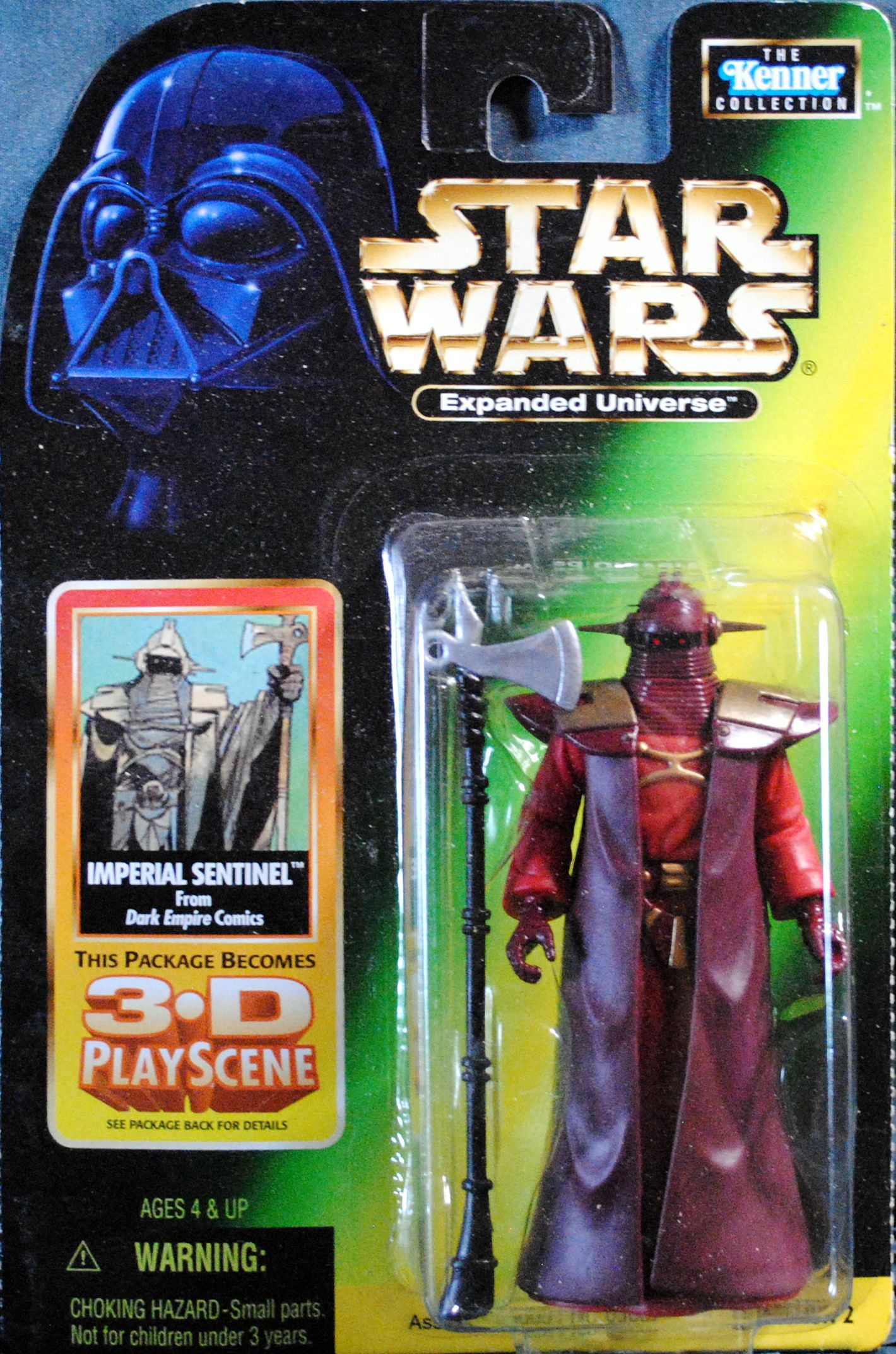 STAR WARS EXPANDED UNIVERSE-Imperial Sentinel Dark Empire