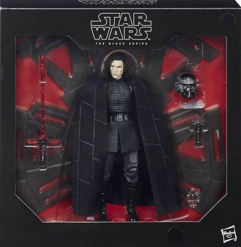 Star Wars Black Series Kylo Ren Throne Room The Last Jedi Walmart Exclusive