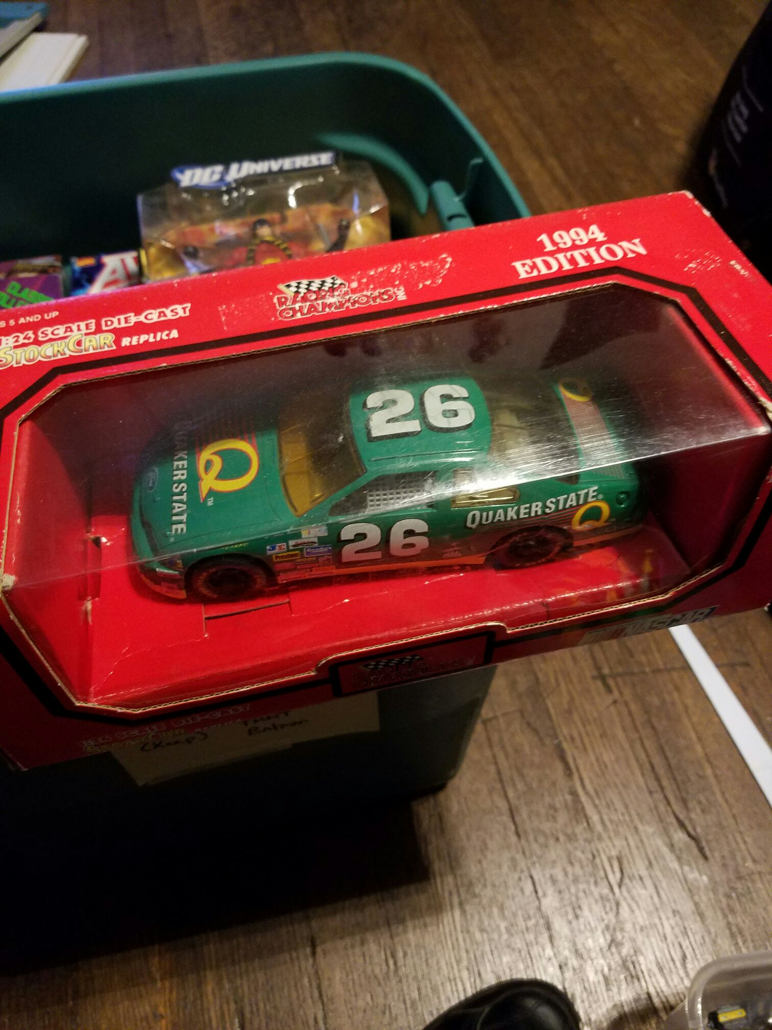Racing Champions 1:24 Scale Autographed 1994 #26 Darrell