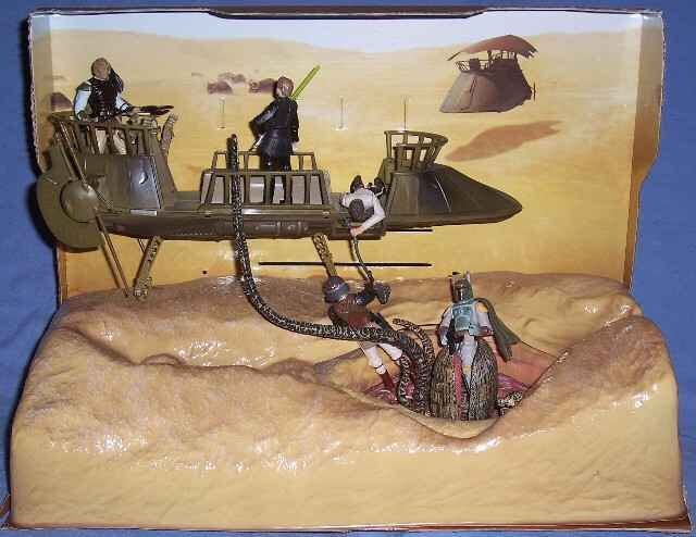 Battle Pack - Battle at the Sarlacc Pit Action Figure - Hasbro