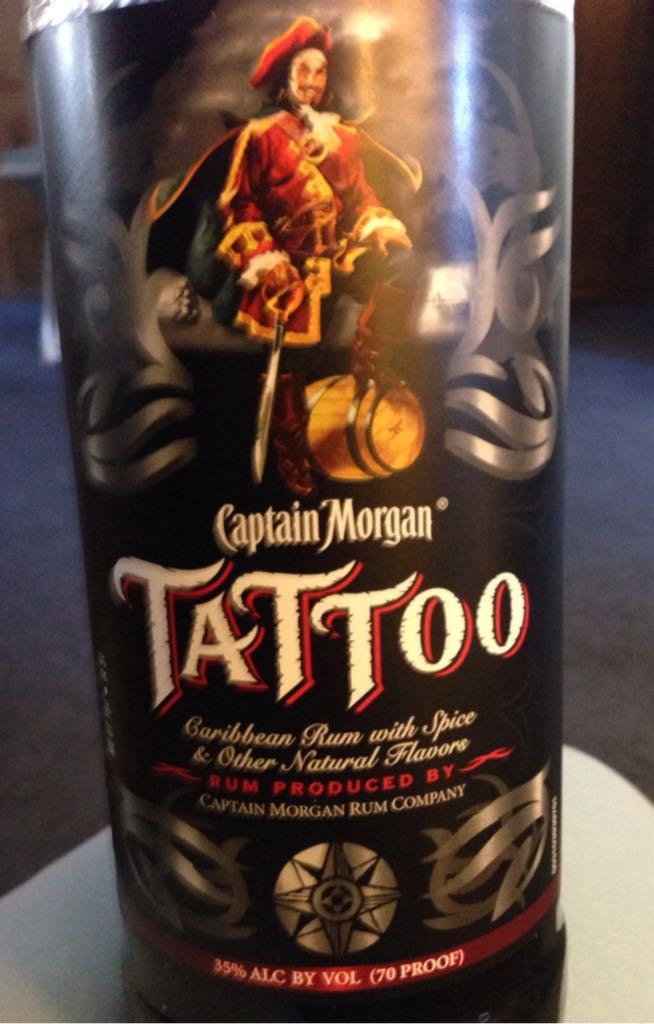 captain morgan tattoo - 654×1024