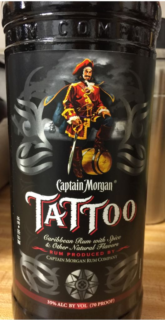 captain morgan tattoo - 529×1024