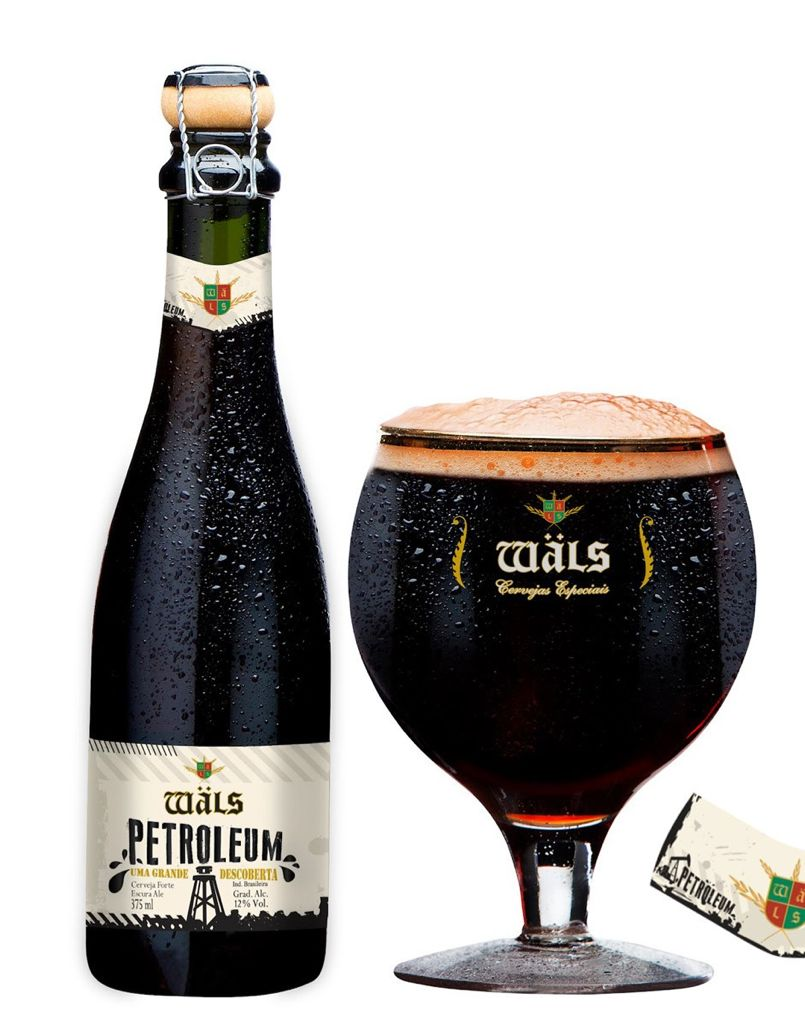 Wals Petroleum Alcohol Cervejaria Wals Russian Imperial Stout