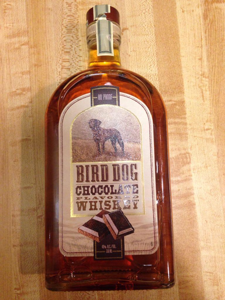 Bird Dog Chocolate Flavored Whiskey Alcohol - Three Springs ...
