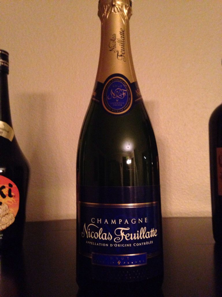 champagne a chouilly