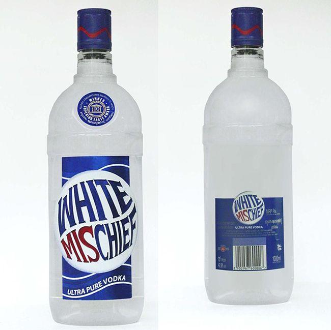 white mischief vodka