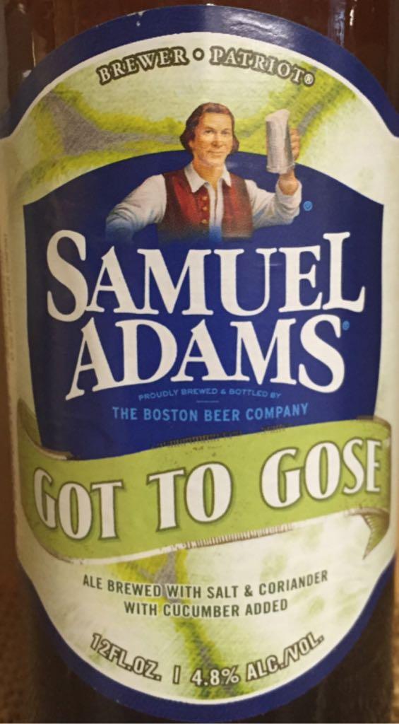 Image result for samuel adams got to gose