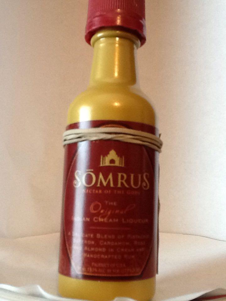 Somrus Alcohol - Sompriya Fine Spirits (Liqueur) front image (front cover)
