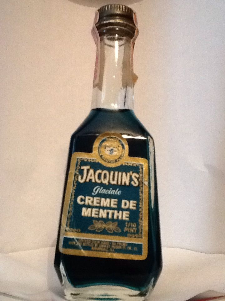 Jacquin's Alcohol - Charles Jacquin (Liqueur) front image (front cover)
