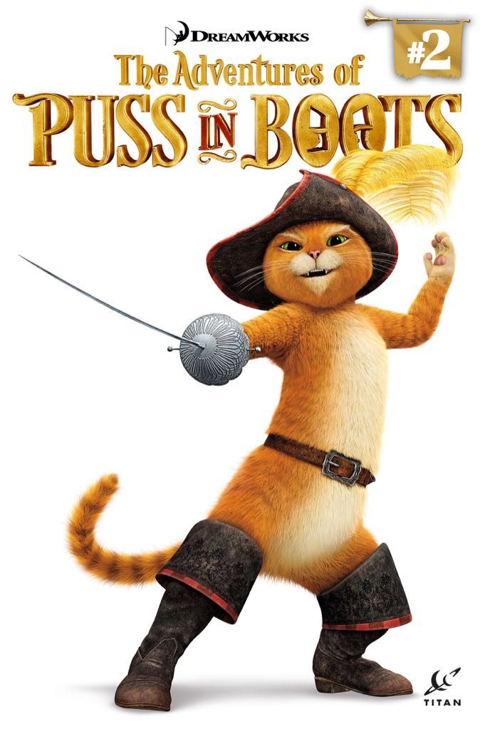 2 Puss & Boots Art - Kaiser (2019) front image (front cover)