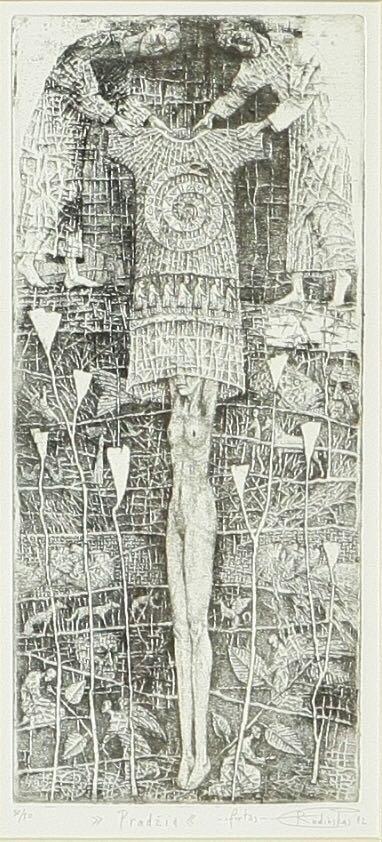 Varpas Art - Rudinskas Egidijus (1992) front image (front cover)