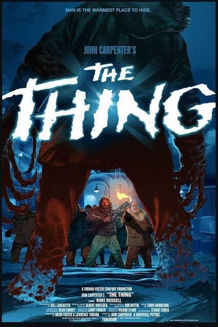 The Thing Art - Stan And Vince (2018) front image (front cover)