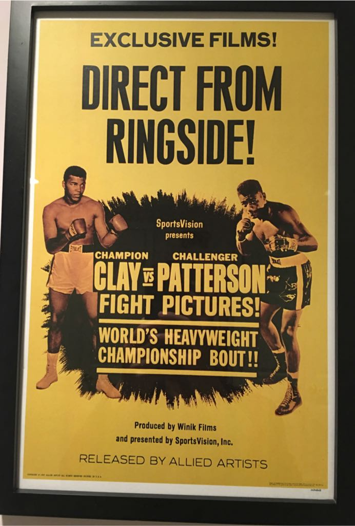 Direct From Ringside! Art - Unknown (2000) front image (front cover)