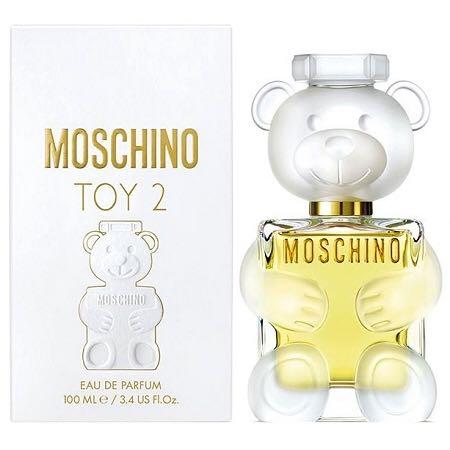 Moschino Toy 2 Eau de Parfum Art - Franco Moschino (2018) back image (back cover, second image)