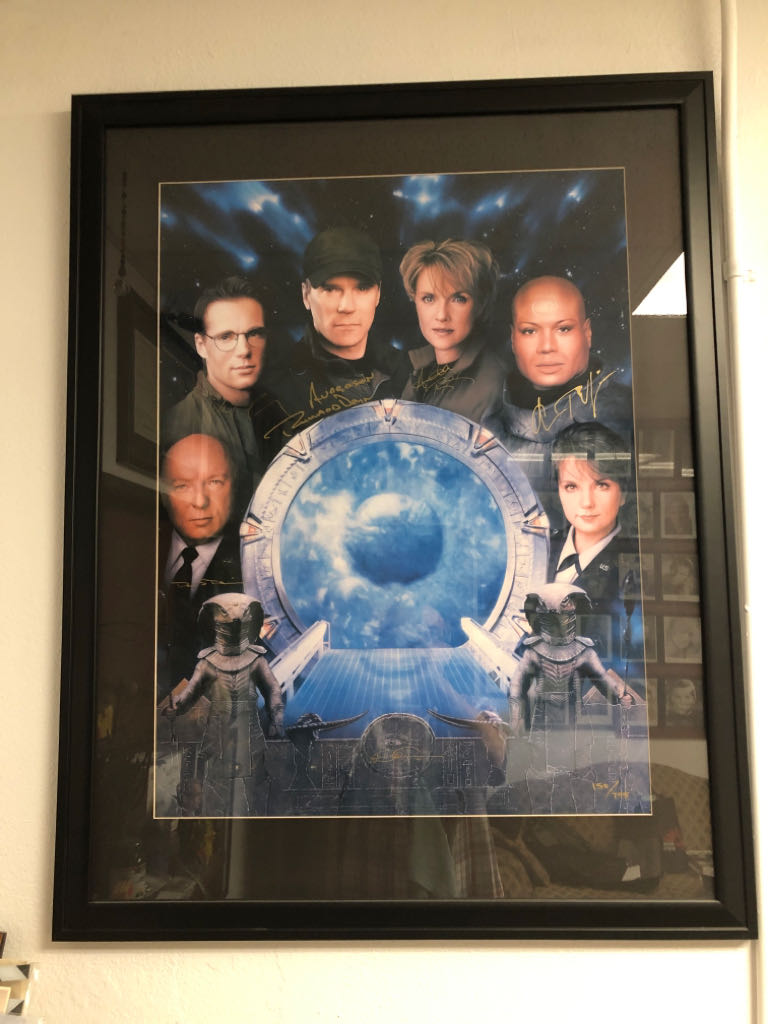 SG1 Art - Unknown Artist front image (front cover)