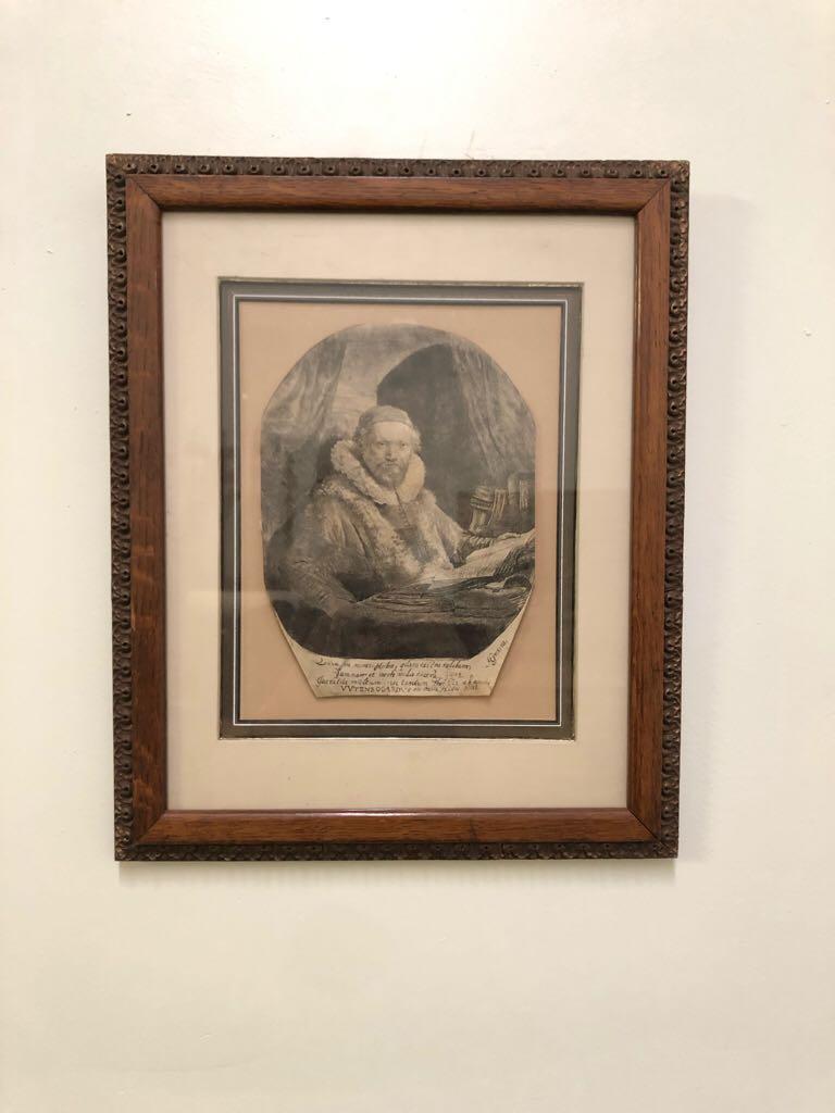 Rembrandt Art - Rembrandt front image (front cover)