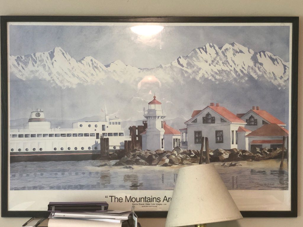 Lighthouse Art - Marcia Shaver front image (front cover)
