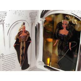 Midnight Gala Barbie Doll And Barbie - Midnight Gala (1995) front image (front cover)