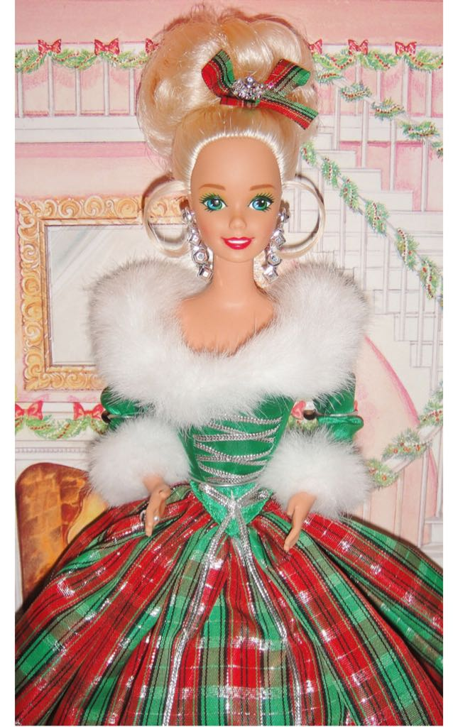 Barbie 13613 ln box 1994 Special Edition Winter/'s Eve Doll