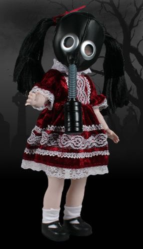 toxic molly Doll And Barbie front image (front cover)