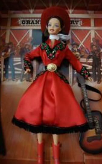 Grand Ole Opry Doll And Barbie front image (front cover)