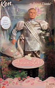 Swan Lake Ken Doll And Barbie front image (front cover)