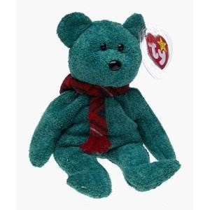 Wallace Beanie Baby front image (front cover)